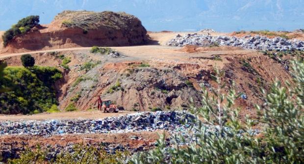 Αποκατάσταση Χώρων Ανεξέλεγκτης Διάθεσης Αποβλήτων (ΧΑΔΑ) ν. Λακωνίας & ν. Μεσσηνίας